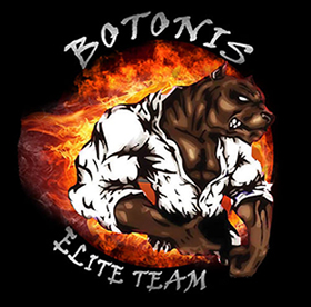 botonis elite team logo 2