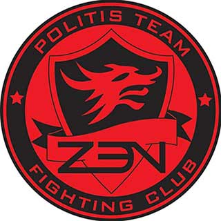 zen fighting club logo 14